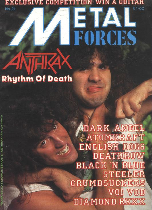 Metal forces 21