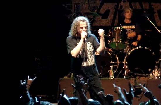 2010.03.25 - Chargola FuckingFest, Teatro Caupolican, Santiago, Chile