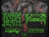VOIVOD and NAPALM DEATH 2015 North American Tour