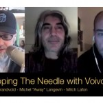 2013.02 Away Interviewed on Dropping the Needle Podcast