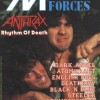 1987 Metal Forces #21 Interview with Snake
