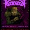 Voivod anuncia su primer tour Suramericano
