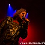 2016.02.07 – Pics of Voivod live at the Gramercy Theatre, NYC