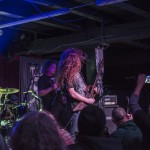 2016.02.22 – Pics of Voivod live at The Concourse, Knoxville, TN