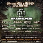 2016.07.23 – Voivod Live Pics from the Heaven and Hell Fest in Mexico