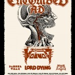 2016.06.17 –  VOIVOD Announce European 2016 tour with Entombed A.D.