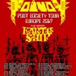 2017 Tour Dates