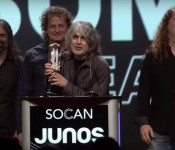 VOIVOD Wins JUNO Award In 'Metal/Hard Music Album Of The Year' Category