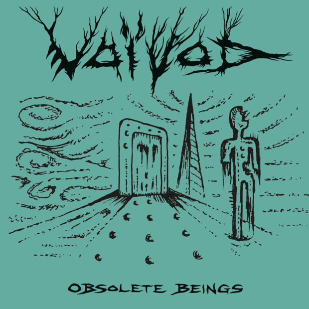Voivod The Wake Artwork
